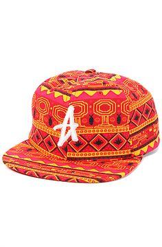 e428ae95aeb Snapback Fashion Blog Altamont Pua Hat in Red
