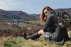 Campagne Mulberry - Automne/hiver 2014-2015