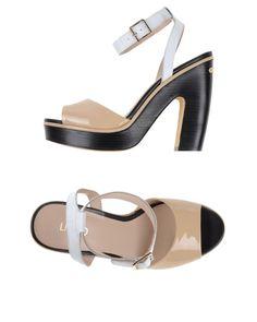 Liu Jo | Brown Sandals | Lyst