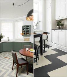 Linoleum Kitchen Flooring. Kitchen Flooring Ideas. Explore more Kitchen Flooring Ideas on https://positivefox.com #kitchenflooringideas #kitchenflooring #flooring #flooringtexture #flooringideas #linoleumflooring #flooringideas