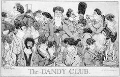 1819 Watier's was a notorious London gentleman's club that only lasted for 11 years of the Regency era. Georgette Heyer, Beau Brummell, Especie Animal, Gentlemans Club, Regency Era, Jane Austen, Dandy, Winchester, The Magicians