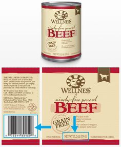 Wellness 95% Beef Topper for Dogs Recalled!!  Head over to www.AZJungle.com for healthy, never recalled and holistically formulated dog and cat foods!!