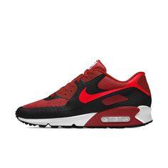 sports shoes baaaf 5d3a4 PÁNSKÁ BOTA Nike air max 90 HYP Červená   černá   bílá - Nike air max 90  prodej