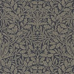 The wallpaper Pure Acorn - 216033 from William Morris is a wallpaper with the dimensions x m. The wallpaper Pure Acorn - 216033 belongs to the popular William Morris Wallpaper, Morris Wallpapers, Print Wallpaper, Fabric Wallpaper, Wallpaper Roll, Wallpaper Designs, Interior Wallpaper, Painted Rug, Art Nouveau