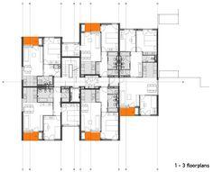 dekleva gregorič arhitekti » housing L