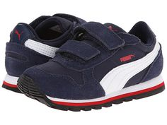 No-tie shoes for boys   Puma Kids ST Runner