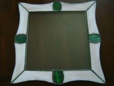 Stained Glass Picture Frame - Copper Foil Technique