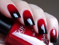 mature women are fond of this low-key nail design
