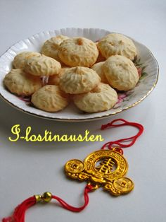 I-Lost in Austen: Cheese Sago Cookies