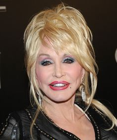 Dolly Parton Hairstyle best