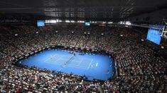 Australian Open to join Wimbledon in introducing final-set tie-breaks Tie Break, Rod Laver Arena, Glam Slam, French Open, Australian Open, Wimbledon, Slammed, Finals, Basketball Court