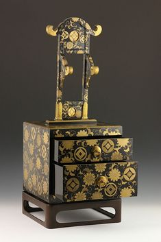 19th C. Bride's Vanity Case - by Kaminski Auctions
