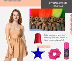 My favorite holiday is almost here!!! I'm guessing you're in need of some Halloween costume ideas, am I right? For those of you with some time on your hands and the will to craft, check…