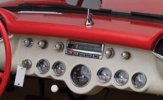 1955 Chevrolet Corvette Roadster sold Dec 1 at RM auction for 140,250
