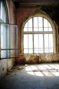 Abandoned Places, Romania, Cool Photos, Windows, Mirror, House, Painting, Art, Drawing Drawing