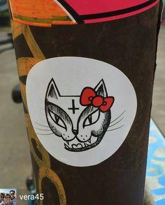 One of my old stickers found by  @vera45 -  thank you!  #dsb_graff #be_one_urbanart #tv_streetart #sprayart #londonlife #urbanart #urbanwalls #streetartuk  #streetarteverywhere  #graffitiart #instagraffiti #ukstreetart #londonstreetart #londonart #lovestreetart  #rsa_graffiti #streetartist #streetartlondon #graffiti_of_our_world  #total_urbanart #aerosolart  #streetartistry #streetartandgraffiti #super_graffiti_channel   #stickerart #stickerbombing