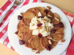 Havermout banaan pannenkoekjes - Xandra Bakt Brood