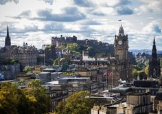 Edinburgh has again been named the best place to live in the UK. Picture: Scott Taylor