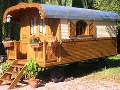 Gypsy wagon | Gypsy Wagon for a studio!