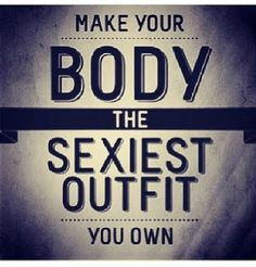 The Total Body Transformation is a great way to make your body the sexiest outfit you own :-)  #totalbody #transformation #program