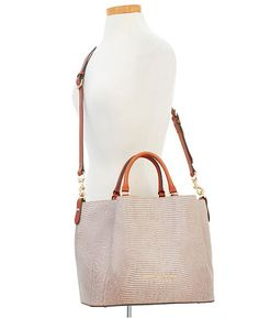 d69c75c1f39f Dooney   Bourke Large Barlow Embossed Leather Tote