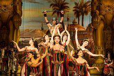 """Operafantomet: phantoming, New """"Slavegirl"""" dance photos from POTO Broadway,..."""