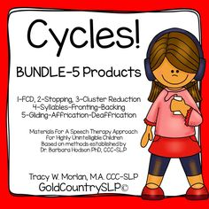 ALL of my Cycles packets in ONE bundle! Wondering how to use the cycles approach?