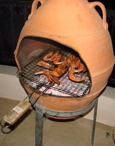 """Πήλινος Πυρίμαχος Φούρνος, σε 2 μεγέθη, από την """"Marnelos Ceramics"""".  Επιλέγω Τοπικά.... Στηρίζω.... """"MARNELOS CERAMICS"""" ! ! ! !"""