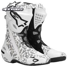 Alpinestars Supertech R Boots Vented GP Tracks STG PRICE: $449.95