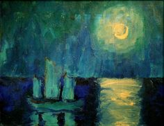 Emil Nolde, The Master Of Vibrant Colours