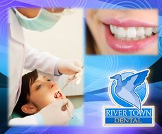 Like stained clothing, there are different solutions for different types of #tooth staining. We can tell you the best option for the type of staining you have & recommend the use of a special light & whitening agent. Try to stay away from tobacco, coffee, sweets & medications that can cause discolored #teeth! Give us a call for an appointment for more options. #Dentist (608) 788-0030 rivertowndentalonline.com