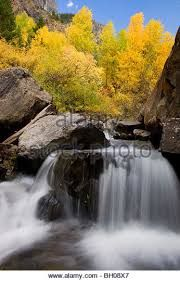 Resultado de imagen de Bear Creek Falls. Ouray, Colorado.