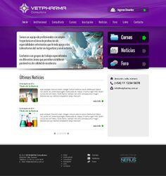Vetpharma - Gestor de Contenidos