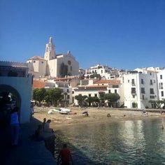 Port Doguer. Cadaqués, Costa Brava. Alt Empordà, Catalonia