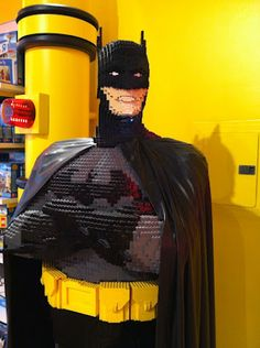 Lego + Batman