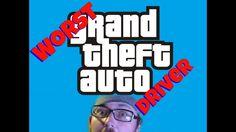 Worst Get Away Driver Ever!!! (Grand Theft Auto Online)