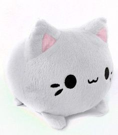 MEOWCHI http://www.tastypeachstudios.com/collections/meowchi/products/preorder-meowchi-plush-custard