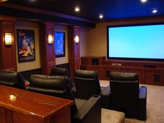 The Finished Basement: Image Gallery