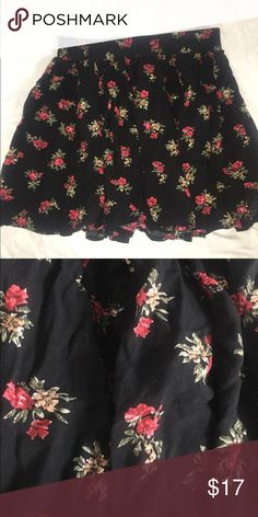 brandy melville flowy skirt great condition really comfortable and great for summer! Brandy Melville Skirts Circle & Skater