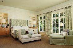 Indian Harbor Residence - traditional - bedroom - other metro - L K DeFrances & Associates