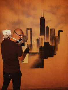 Jack&Jones making off   Graffiti by: Beta & Make