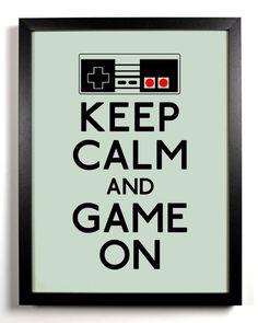 gamers gotta game