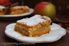 przepis na prostą szarlotkę No Bake Pies, Christmas Appetizers, Apple Pie, Oreo, Sweet Tooth, French Toast, Easy Meals, Food And Drink, Baking