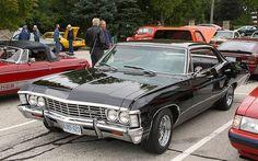 1967 Chevrolet Impala 4 Door