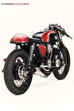 Honda CB-750K Cafe Racer