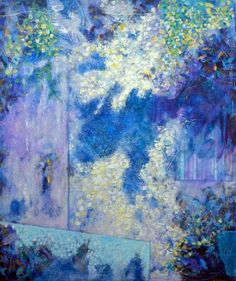 "Saatchi Art Artist Eddie Fordham; Painting, ""Recollected Reflections 17"" #art"