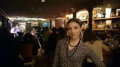 Aurora Brännström at Smalls Jazz club, New York. Photo: Ludvig Lundgren.