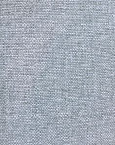 """""""Copenhagen, Sky"""" 58"""" wide 100% Polyester $13.95 per yard buy a $1.50 swatch of this fabric A classic, durable, slubbed weave upholstery grade fabric in a soft grey sky blue made of 100% polyester. Suitable for all upholstery projects, pillows, cushions, window treatments and other home decor projects. Click to see all colours in this line. Double Rubs: 51,000"""