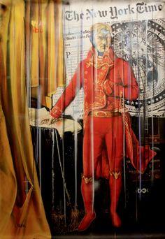 Benjamin SPaRK - It takes a lifetime to unlearn everything dès le 16/10/14 à la Mazel Galerie