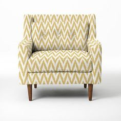Crosby Armchair - Prints for the sitting room